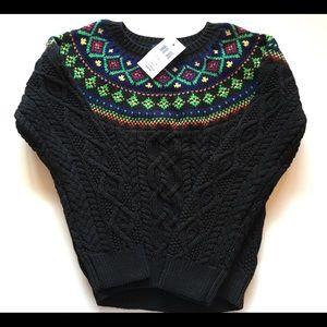 Ralph Lauren Sweater Size 6x NWT